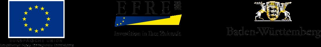 Dieses Vorhaben wurde durch die Europäische Union und das Land Baden-Württemberg gefördert.